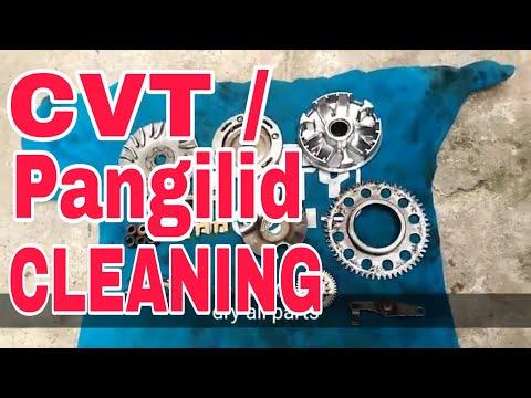 CVT CLEANING PANG-GILID (YAMAHA MIO SPORTY)