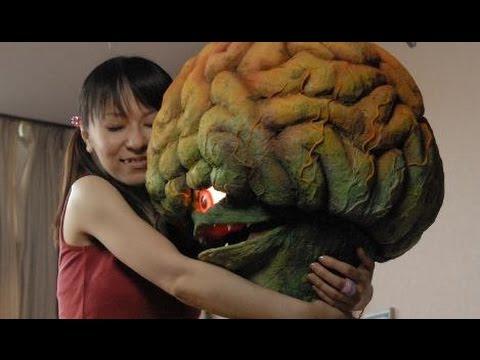 脳みそオバケがカワイイ!&セクシー 70年代B級テイスト満載!(自主制作映画) 「マリンバ」