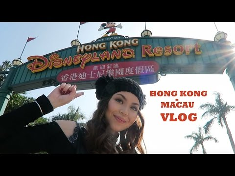 Hong Kong/Macau Vlog