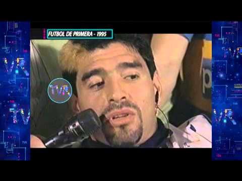 Segurola y Habana: la pelea entre Maradona y Toresani que se convirtió en un ícono