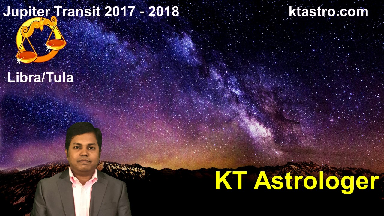 Jupiter transit 2017 2018 for libra tula rasi guru peyarchi gochar