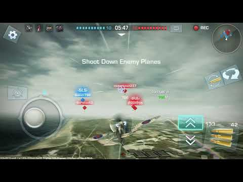 War Wings: 819 Squadron Combat Video 8 (November 2017)