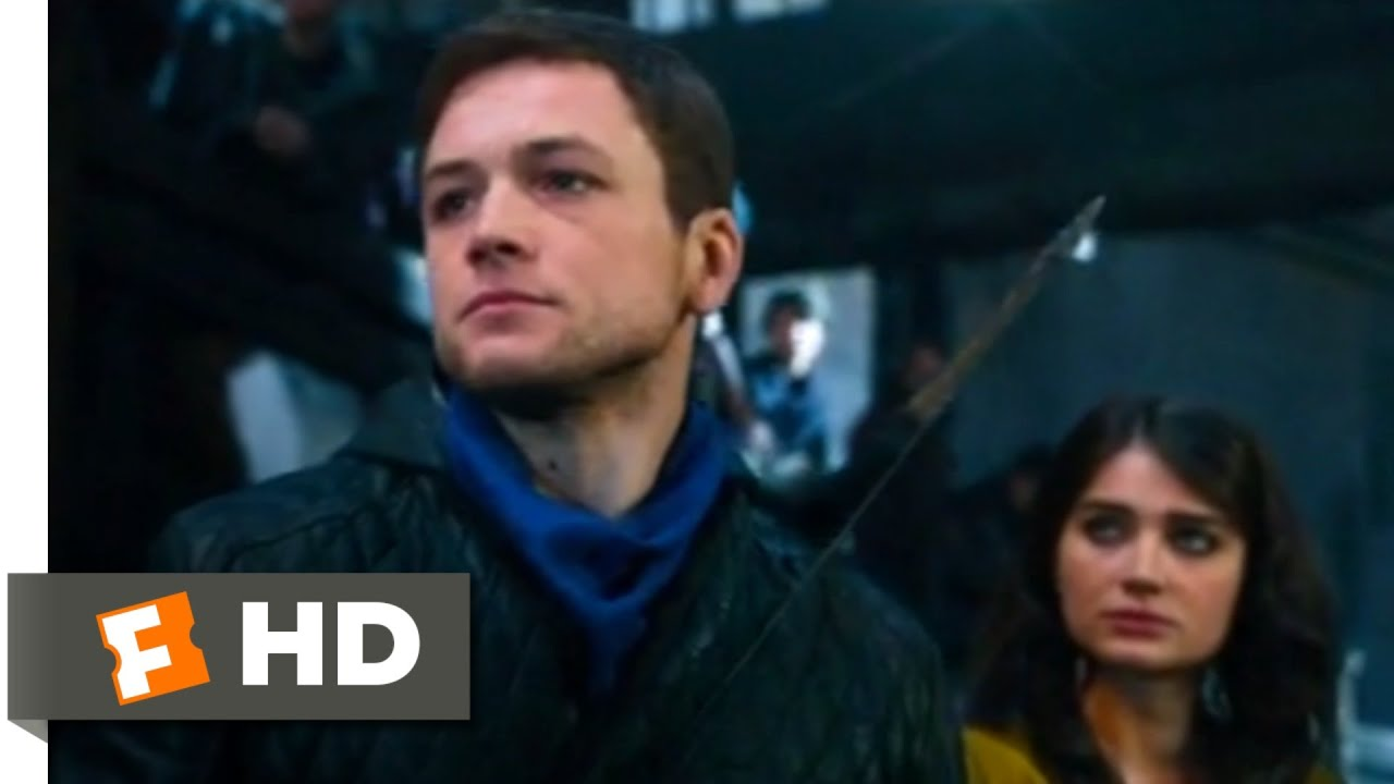 Download Robin Hood (2018) - This Is Our Crusade Scene (7/10) | Movieclips
