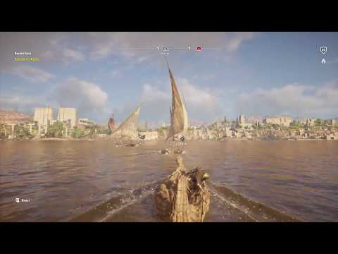 Assassin's Creed Curse of Pharaoh First Reda Merchant Quest
