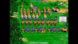 Conquest of the New World score: Holland