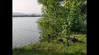 Лайф с воды Озеро Х Стрим с рыбалки