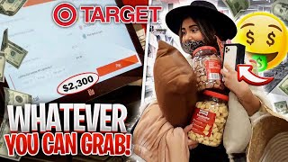 I Bought EVERYTHING She Grabbed! 🤯Girlfriend Shopping Challenge 💰 VicBlends 💈