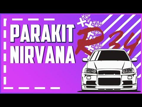 The Parakit – Nirvana | Клип под Nissan Skyline R34