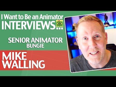 IWTBAA INTERVIEWS: Mike Walling - Senior Animator