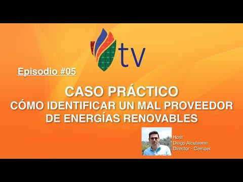 Caso Práctico - Como Identificar un Mal Proveedor de Energía Solar - Cemaer Tv