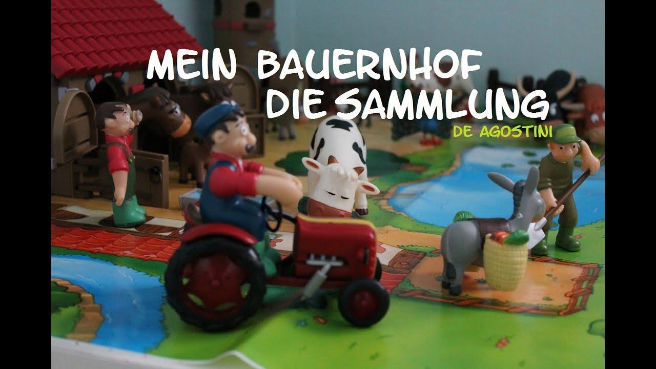 Mein Bauernhof  Spielen Und Lernen  De Agostini  Bubus