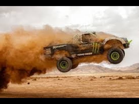 Best of Bj Baldwin //  EPIC TROPHY TRUCK [4K]