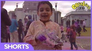CBeebies: Celebrating Holi - Let's Celebrate