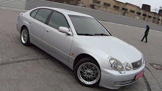 Авто б/ушка - Lexus GS300 3.0  1999г.в