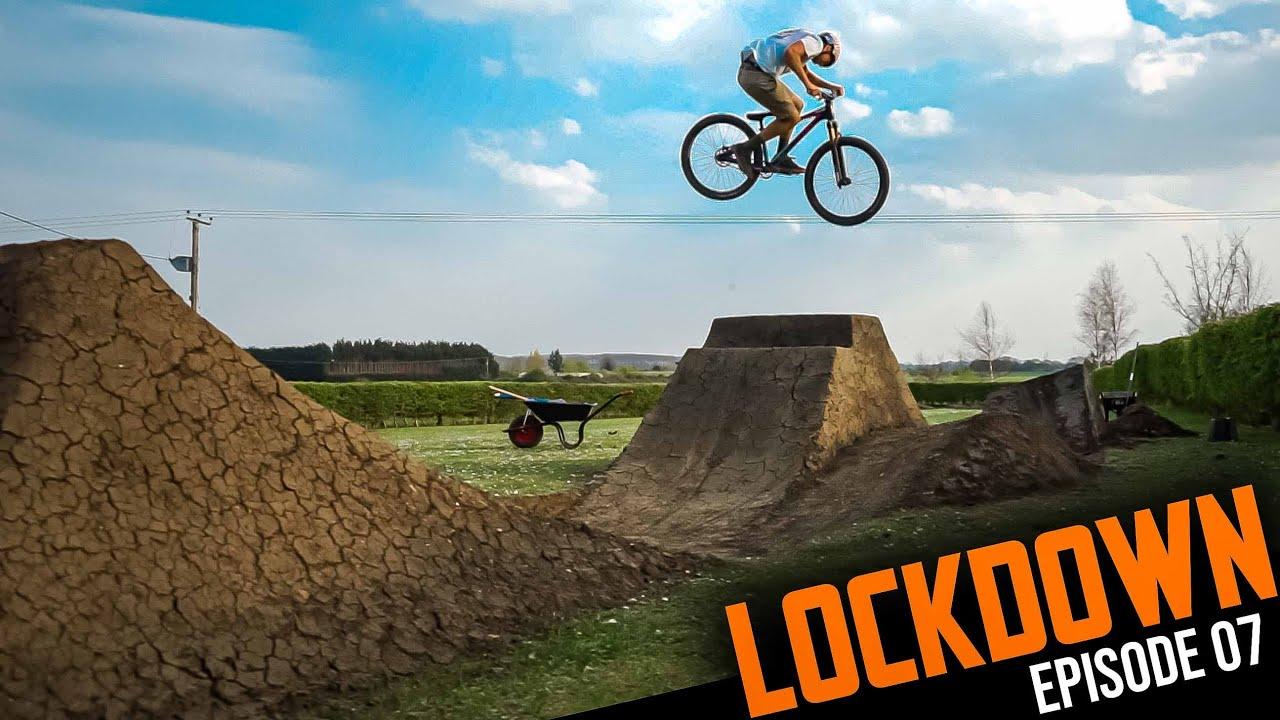 matt jones builds backyard dirt jumps