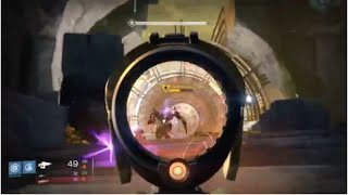 Destiny: Exotic Weapon Bounty, Kill a Vex Gatelord [Shattered Memory Fragment]