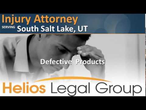 South Salt Lake Injury Attorney – Utah