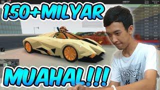 MOBIL TERMAHAL DI ROBLOX!? 150+MILYAR!!! - Roblox Vehicle Simulator