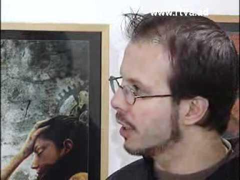 """""""4+1"""". Galería Ara Art. Andorra@ Andorra TV"""