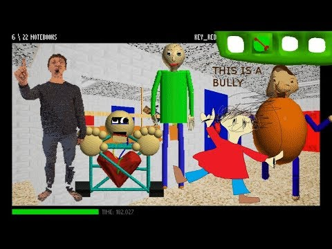 Baldi's Basics in Biology and Zoology – Alex Basics in Biology and Zoology Mod