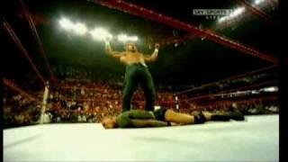 Legacy Attacks Batista / Triple H Returns & Destroys Legacy On Raw 6/15/09