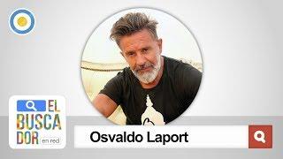 Osvaldo Laport en El Buscador en red