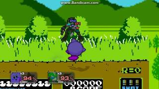 Gambar cover SSF2 Mod: Duck Hunt Stage (over Yoshi's Story Melee) by Lexter