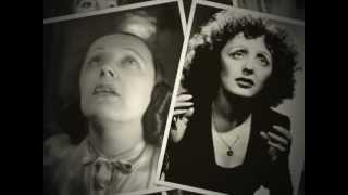 Edith Piaf - Les mots d