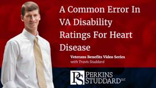 A Common Error In VA Disability Ratings For Heart Disease