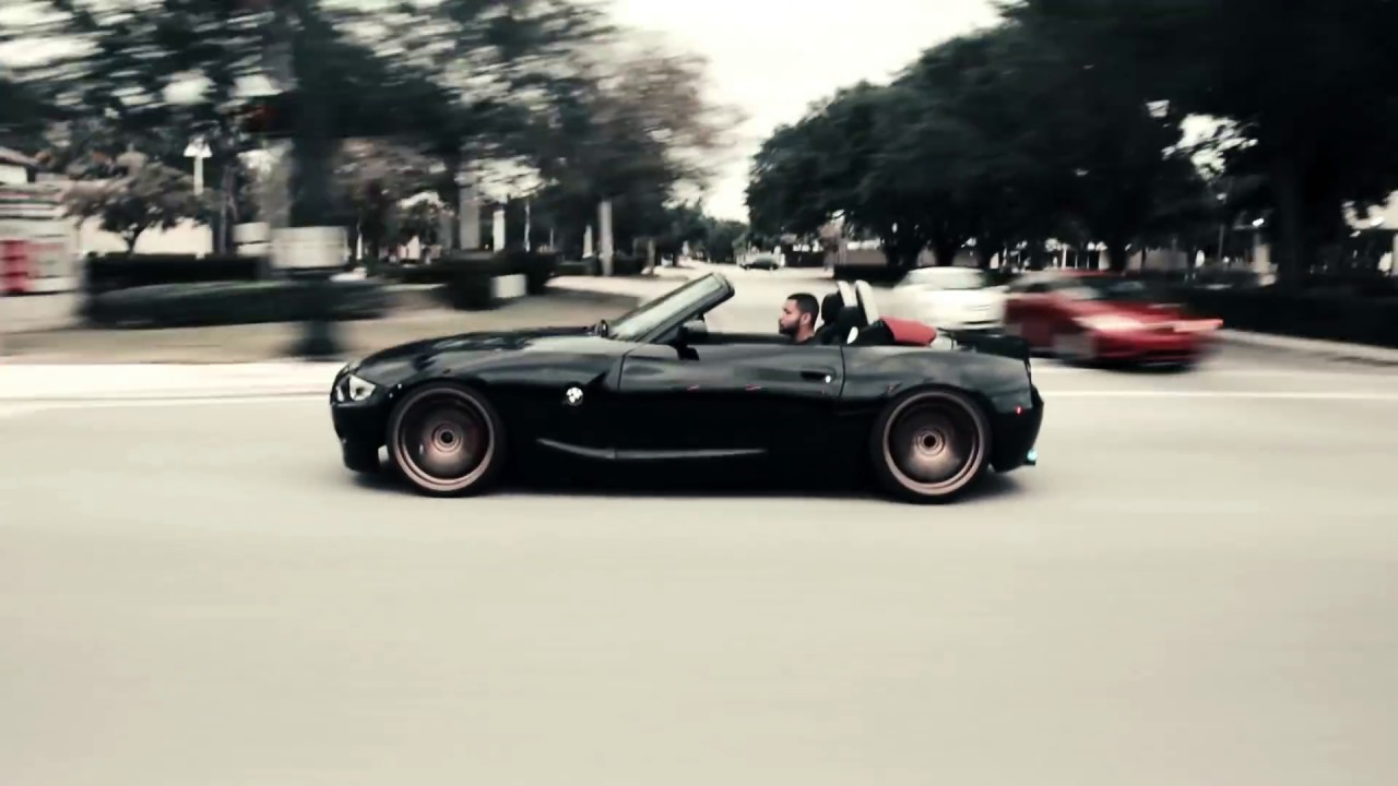 Bmw Z4 Stance Youtube