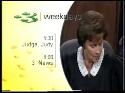 Judge Judy TV Promo 1999