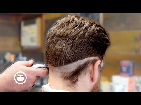 Best Looking Haircut for Guys with Big Beards