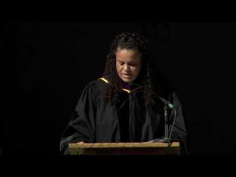 Faculty Speaker Tirien Steinbach: Berkeley Law Commencement 2017