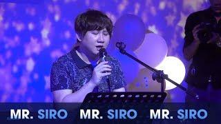 Bức Tranh Từ Nước Mắt - Mr. Siro ft Sirocon (Live)