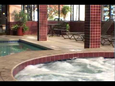quality inn oakwood hotel spokane wa youtube. Black Bedroom Furniture Sets. Home Design Ideas