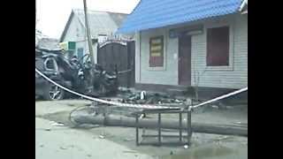 Авария в Черкесске 11.04.2012 Porsche Cayenne(, 2012-04-26T10:31:02.000Z)