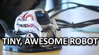 Ultimate Robot Companion? - Anki Cozmo Showcase
