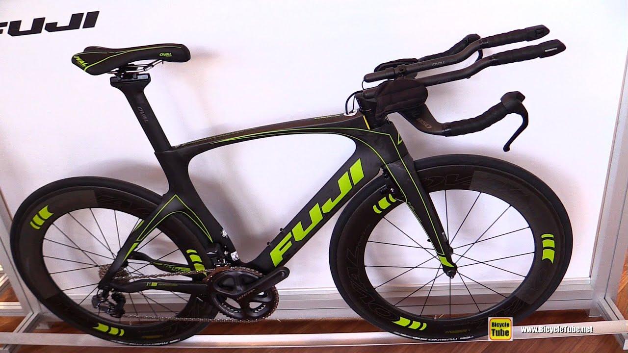 e461e8b4cbc 2016 Fuji Norcom Straight 1.3 Triathlon Bike - Walkaround - 2015 Eurobike