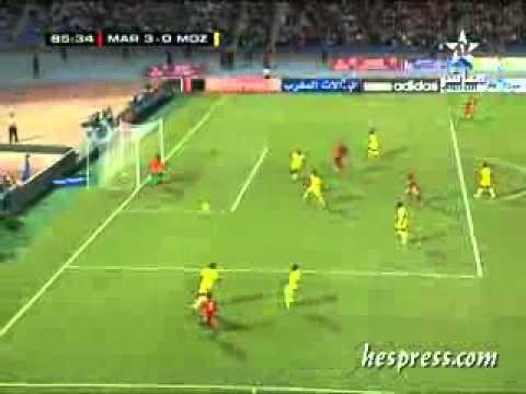 MARCO vs MOZAMBIQUE  4-0