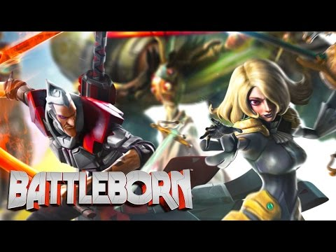 Live Battleborn With Aaron, Emre, and Your Mom - GameSocietyPimps