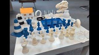 3D PRİNTER , 3D YAZICI , PROTOTİP BASKI