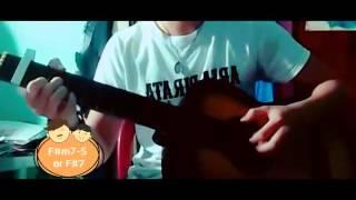 [Guitar solo fingerstyle] Tâm sự với người lạ - Tiên Cookie