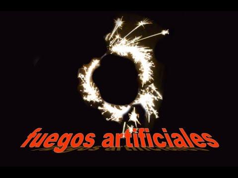 Como Hacer Fuegos Artificiales Muy Facil Youtube