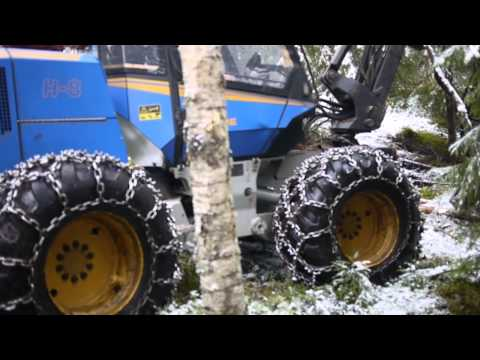 Forestry Tree Harvester