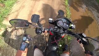 July 17, 2019/582 John John goes off roading in Cagayan De oro city Philippines ??