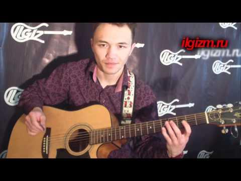 Как играть Guns N Roses - Dont cry видео разбор,guitar lesson,видео урок на гитаре,аккорды,перебор