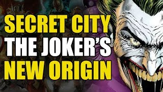 Joker's Origin/War of Jokes and Riddles Prelude Part 1 (New 52 Batman Zero Year Vol 1: Secret City)