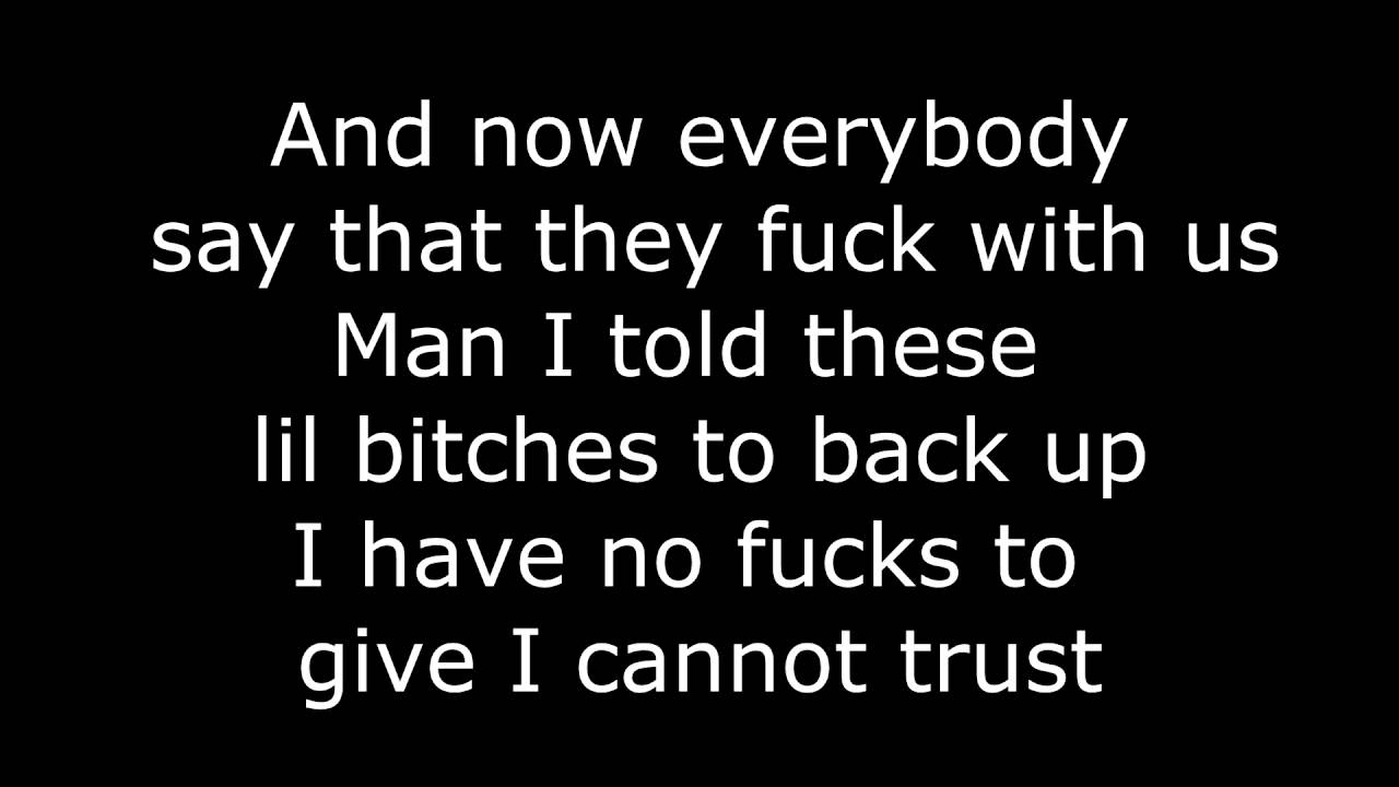 YFN Lucci - Letter From Lucci (Lyrics)