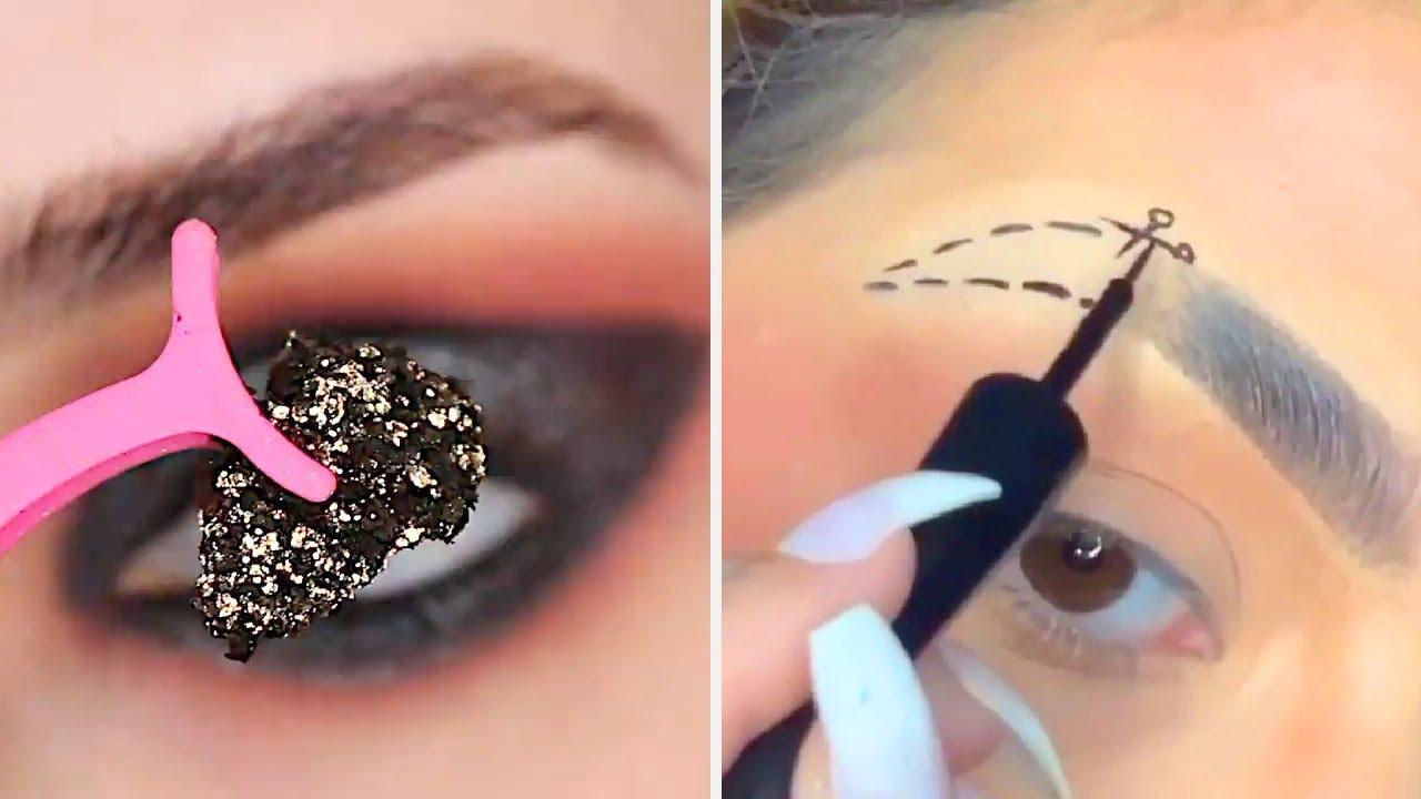 21 Beautiful Eyes Makeup Ideas & Best Eyeliner Tutorials For Your Eye Shape   | Compilation Plus