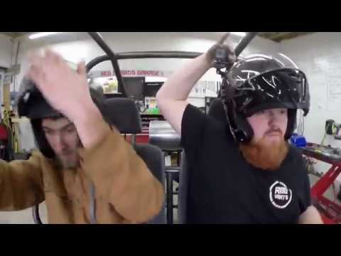 Step Inside Red Beard's Garage: Daily Planet
